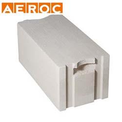 Газобетон/газоблок Aeroc 600х200х250, D500, ПГЗ