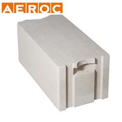 Газобетон/газоблок Aeroc 600х200х375 ПГЗ, D300