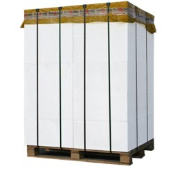Газобетон/газоблок Hetten ХСМ 600х200х400, D500
