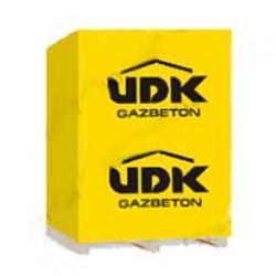 Газобетон/газоблок UDK 600x200x300, D400