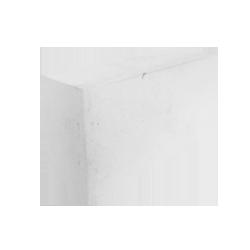 Камень белый силикатный полуторный лицевой, полнотелый M200, 250х88х250